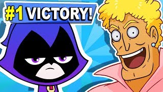 YO MAMA + Teen Titans = Fortnite
