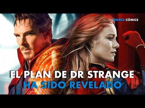Xxx Mp4 El PLAN De DR STRANGE Ha SIDO REVELADO 3gp Sex