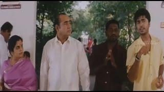 Simbu Decided To Love Ramya || Dheerudu Movie Scenes