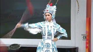 'แก้ม ชัญญา' โชว์การแสดงอุปรากรจีน เตรียมพร้อมประชันเวทีมิสไชนีส 2017