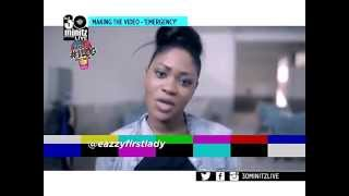Eazzy - making of emergency video interview with 30 minitzlive