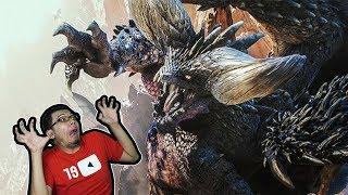Hunting Naga Jomblo Bareng Subscribers! - Monster Hunter World Indonesia