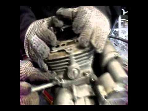 PREPARACIÓN DE UN MOTOR PARTE 1 .wmv