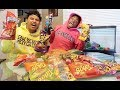 Download Video Download TRYING MEXICAN CHIPS ft FUNNYMIKE! 3GP MP4 FLV
