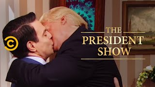 Farewell Address - Back to Complete Chaos - The President Show - Comedy Central