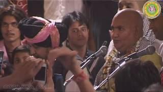 Mera Dil Toh Deewana Ho Gaya~BABA RASIKA PAGAL JI JAUGALBANDI WITH LAKHBIR SINGH LAKHA IN VRIDAVAN..