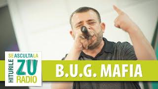 B.U.G. Mafia - Strazile / Sa cante trompetele (Live la Radio ZU)