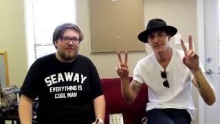 Warped Tour: Interview w/ The Maine