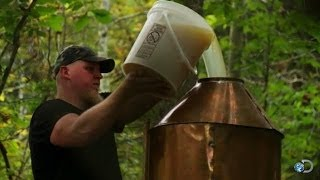 Smoother Tasting Moonshine | Moonshiners