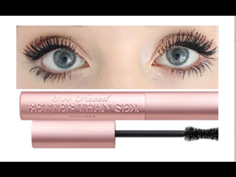 Xxx Mp4 Too Faced Better Than Sex Mascara Demo Review 3gp Sex