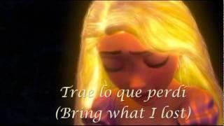 Healing Incantation (Tangled) - Latin American Spanish subs & trans
