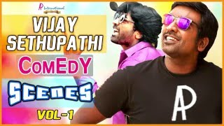 Vijay Sethupathi Latest Tamil Movie Comedy Scenes | Vol 1 | Nayanthara | RJ Balaji | Soori