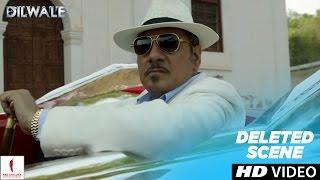 Dilwale | Deleted Scene | Boman Irani's Intro | Shah Rukh Khan, Kajol