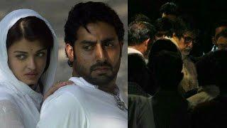 WATCH Aishwarya Rai, Amitabh Bachchan, Abhishek Bachchan, Shah Rukh Khan At Krishnaraj Rai's FUNERAL