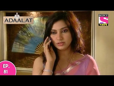 Adaalat - अदालत - Blackmail - Episode 81 - 13th December 2016