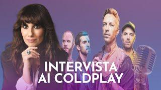 La mia Intervista completa ai Coldplay, 2005