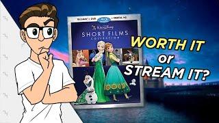 Walt Disney Animation Studios Short Films Collection DVD/Blu-Ray Review