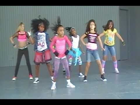 Willow Smith Whip My Hair choreography