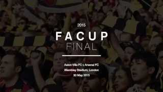 2015 FA Cup Winners - Supporters Edition