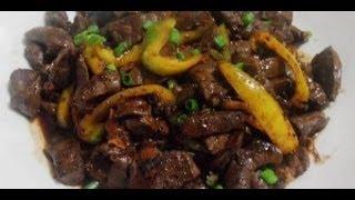 طريقة طبخ الكبدة الأسكندراني من المطبخ المصري