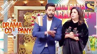 The Drama Company   Reitesh Deshmukh