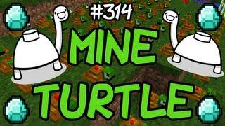 Minecraft Mods - MINE TURTLE MOD!