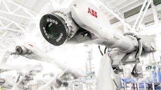 ABB Robotics - Introducing a new era of robotics