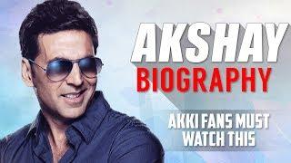 Akshay Kumar Biography | Rajiv Bhatia to Akshay Kumar