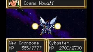 Super Robot Taisen 3(Snes) - Ragnarok Battle + Ending Credit