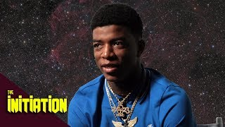 Yungeen Ace Speaks On How He Overcame His Hardships | The Initiation