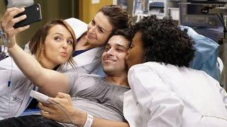 The Best Grey's Anatomy Bloopers Reel