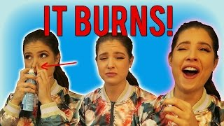 ALLERGY ATTACK IN MOROCCO! | Amanda Cerny ft. Dinah Jane, Red One, French Montana