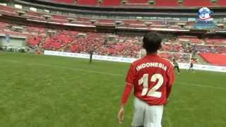 Indonesia vs USA - Fullmatch - Danone Nations Cup 2013