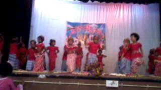 My daughter dancing clip - kopara kopara.mp4
