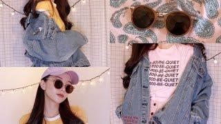 FOREVER21🌙 봄옷 패션하울 / #Ootd / Ood
