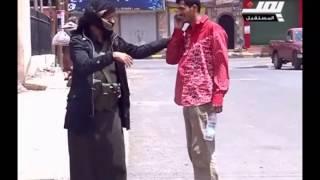 مقلب كاميرا خفيه يمني . القاتل والرساله