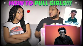 """Ugly God On How To Pull Girls When You're Ugly! """"Relationship Advice"""" REACTION!!!"""