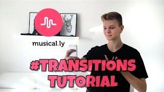 MAGIA NA MUSICAL.LY - TUTORIAL #TRANSITIONS   Dominik Rupinski