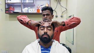 Head Massage ASMR no talking
