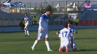 هدف مباراة الطلبة 0-1 النجف | الدوري العراقي الممتاز 2016/17 الجولة 16