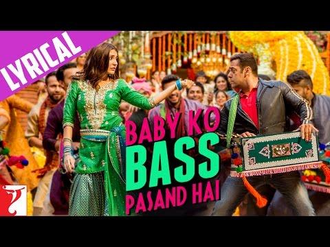 Lyrical: Baby Ko Bass Pasand Hai Song with Lyrics | Sultan | Salman Khan | Anushka Sharma | Irshad