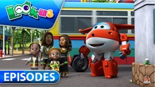 【Official】Super Wings - Episode 48