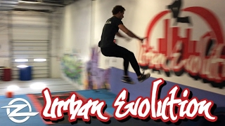 Urban Evolution | Parkour Gym Training
