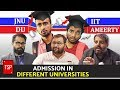 Download Video Download Admission in JNU, IIT, DU & Ameerty | TSP's Bade Chote 3GP MP4 FLV