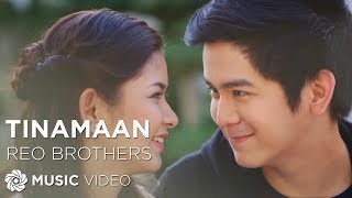 REO BROTHERS - Ako'y Tinamaan (Official Music Video)