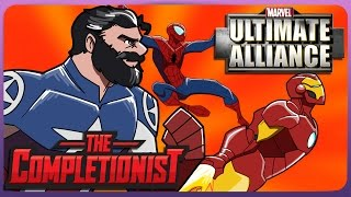 The Completionist®: Marvel Ultimate Alliance - Not Your Parent's Avengers