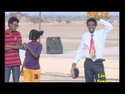 Yonas Minus New Eritrean SAWA Comedy 2015