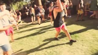 DRUNK GUY DANCES TO SKRILLEX   BANGARANG! HD]