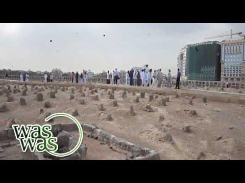 Prosesi Pemakaman Jama'ah Haji Indonesia di Mekah -  WasWas 08 September 2016