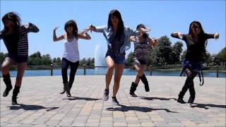 ILLmaculate: Wanna love you girl by robin thicke choreography